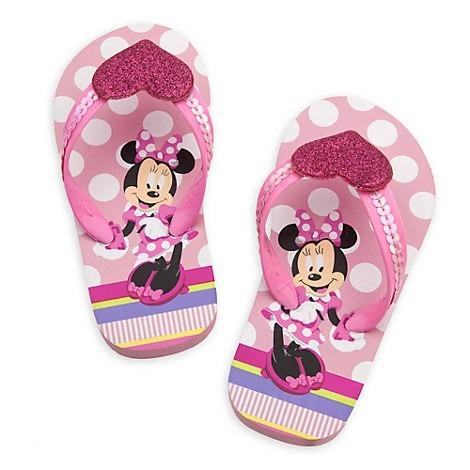 gran remate - sayonaras flip flops - minnie mouse - disney