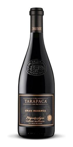 gran reserva tarapaca etiqueta negra 2011 375 ml