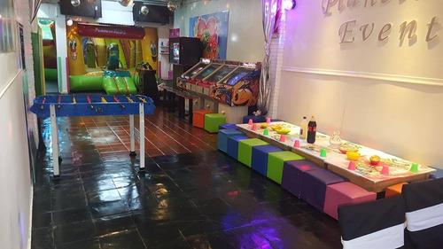 gran salón multieventos planeta kids-mirá las fotos!!!300mts