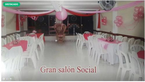 gran salon social cali tel: 4482205 - 3136259071