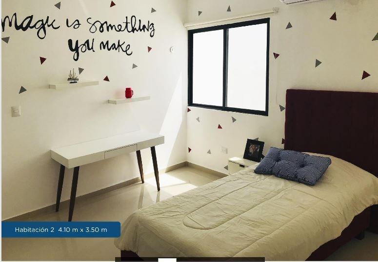 gran san pedro cholul casa nueva modelo guayacan plus