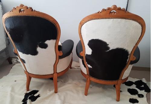 gran sillón estilo colonial inglés antiguo original restaura