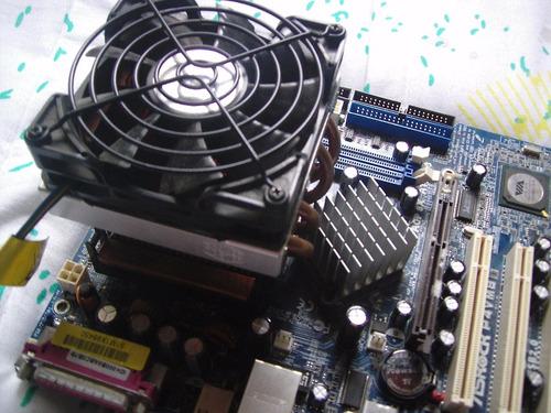 gran sistema de ventilacion discipacion para computadoras
