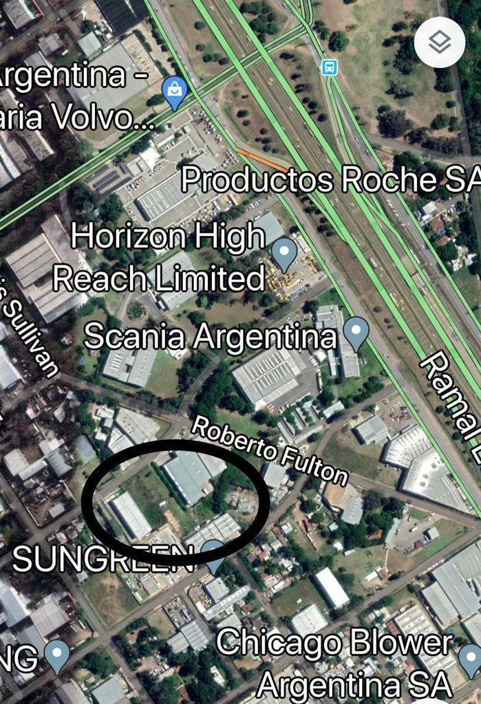 gran terreno 4250m2 en area promoción el triángulo, malvinas