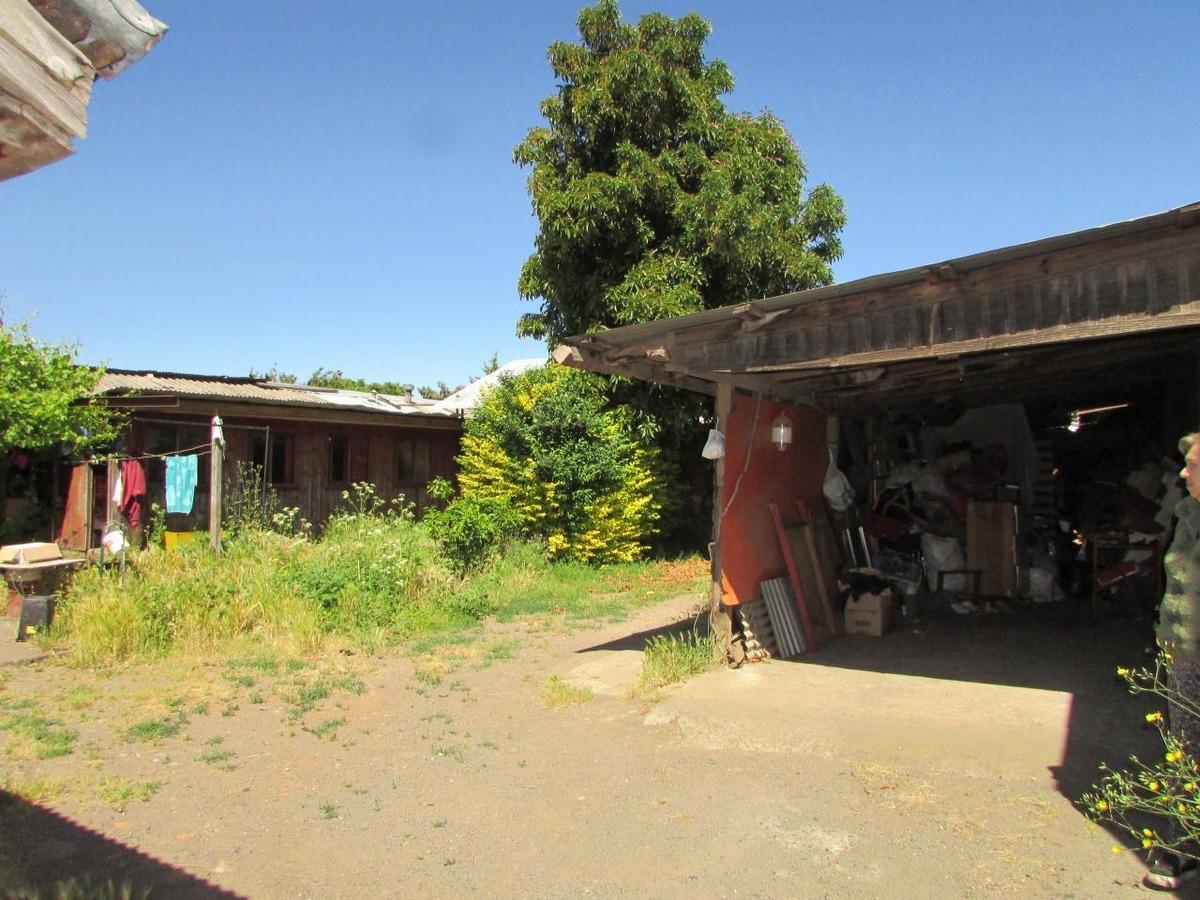 gran terreno de 1360 mts2 en centro de chillan viejo, apto para empresas o instituciones