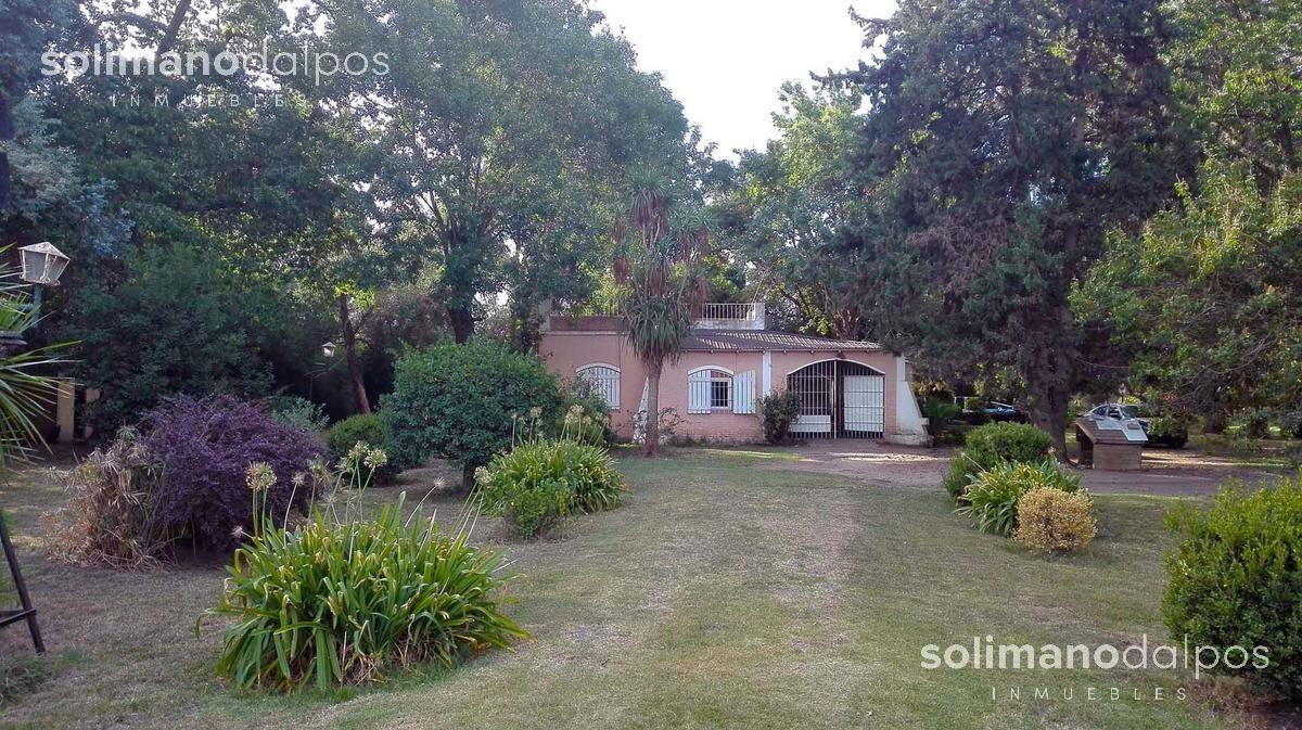 gran terreno de 3750 m2 - villa rosa