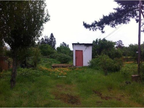 gran terreno en venta, con casa, peñablanca, villa alemana.