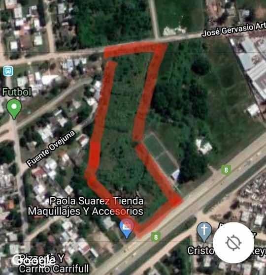 gran terreno ruta 8 desarrollo inmobiliario e industrial