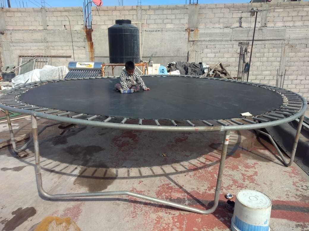 gran trampolin