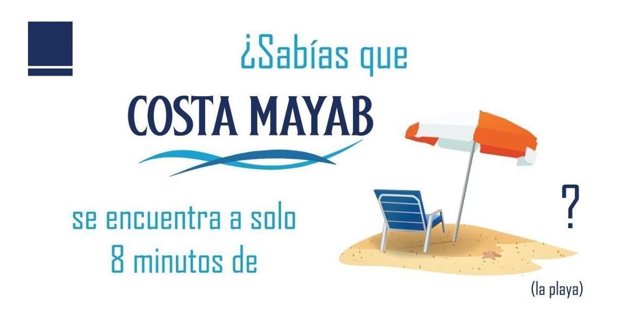 gran venta de terrenos costa mayab