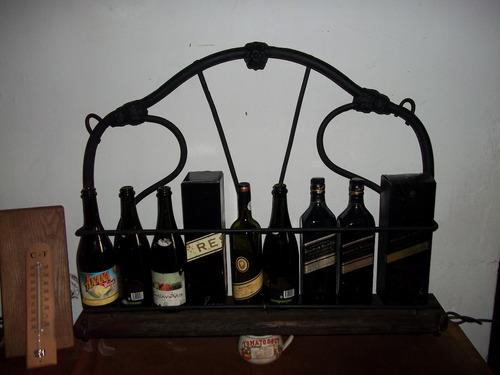 gran vinero de colgar en hierro