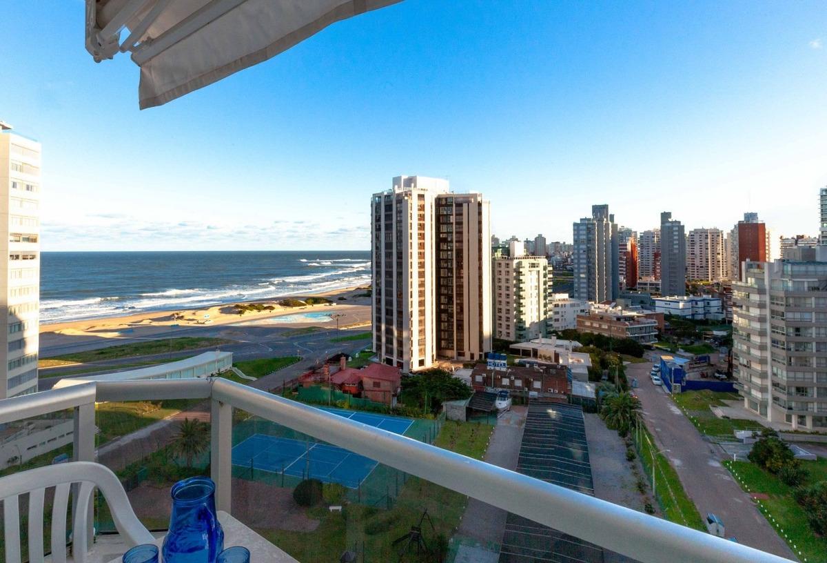gran vista a pasos del mar p. brava y mansa - gran amenities