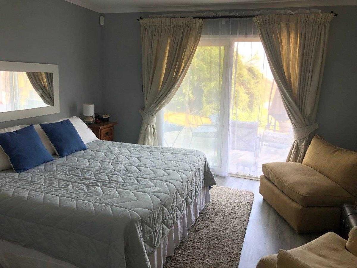 gran vista al valle. no perimetral. casa año 2019 / 4 dorms en suite + servicios