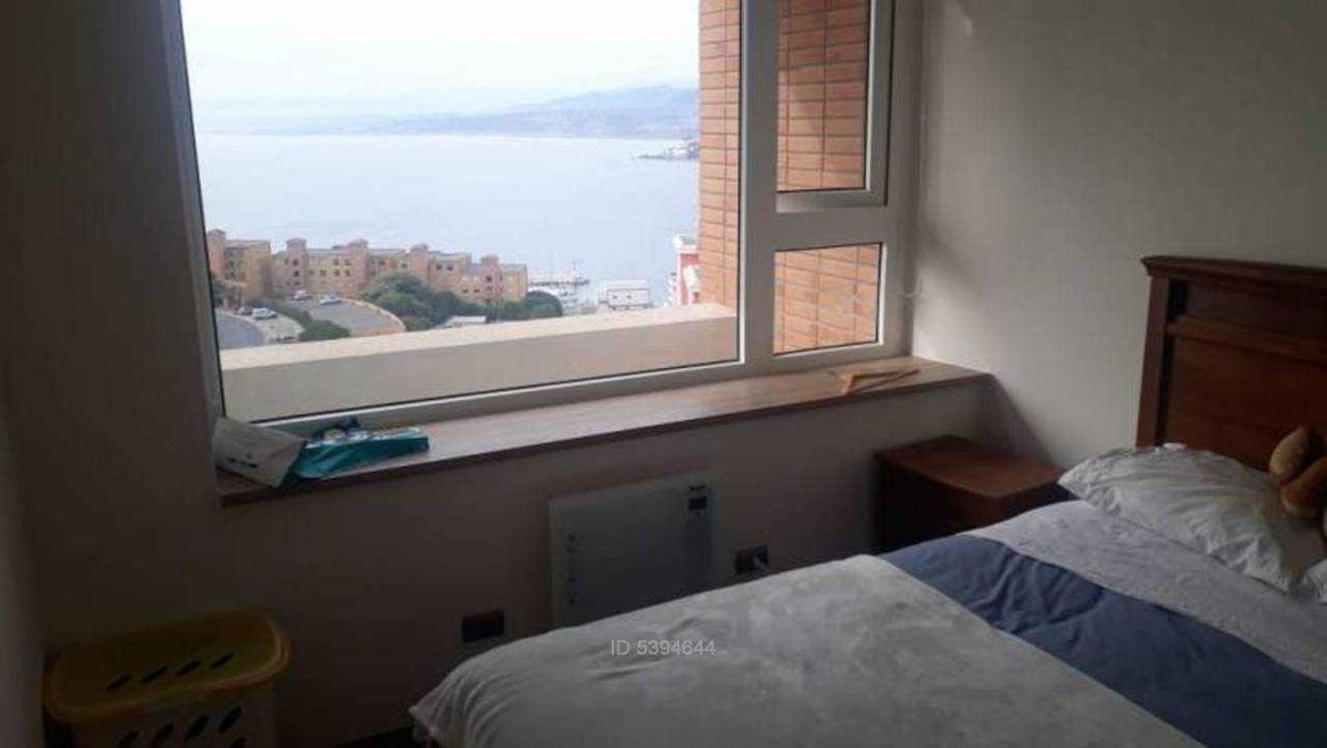 gran vista mar amoblado 2 dorm con con