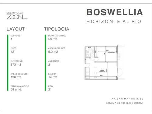 granadero baigorria: av. san martin 2750 oficina c piso 1 en venta edificio boswellia, santa fe, argentina