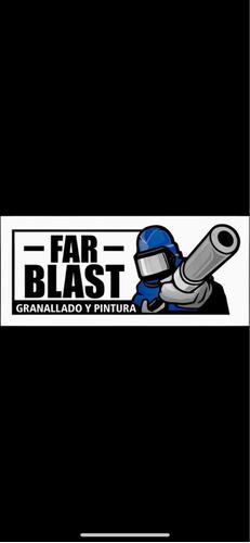 granallado  pintura industrial  far-blast