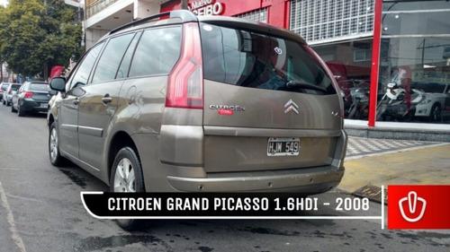 grand c4 picasso 1.6hdi