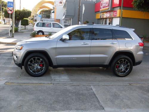 grand cherokee 2015 limited lujo v6 4x2