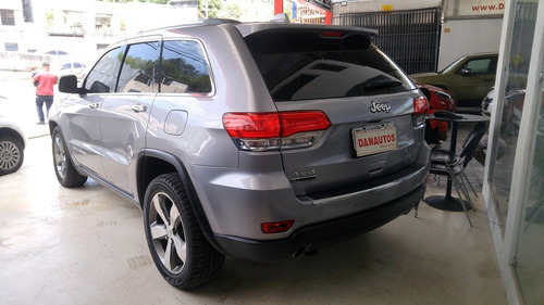 grand cherokee 3.0 limited 4x4 turbo automática diesel 2014