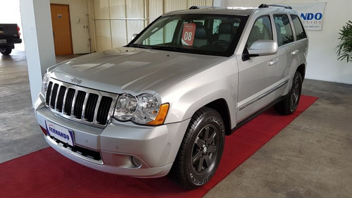 grand cherokee 4.7 limited 4x4 v8 16v gasolina 4p