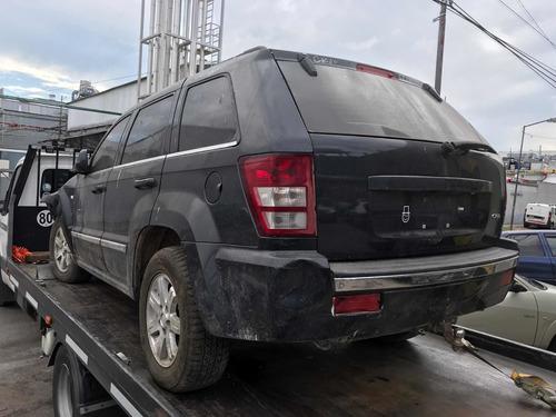 grand cherokee crd dada de baja alta de motor diesel