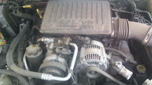 grand cherokee desarmo para piezas motor caja suspension