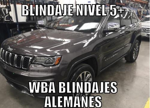 grand cherokee limited advance 4x4 blindaje wba 5+