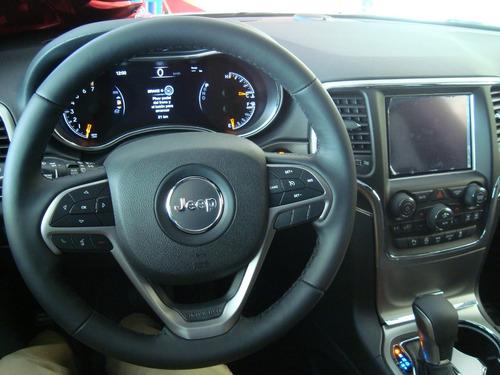 grand cherokee limited lujo v6 8 velocidades  motor 3.6