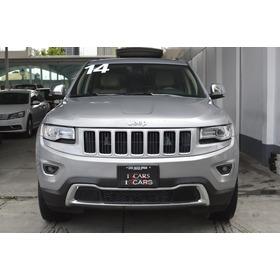 Grand Cherokee Limited Premium 2014