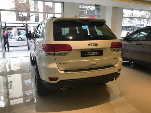 grand cherokee overland 3.6 at8 entrega inmediata
