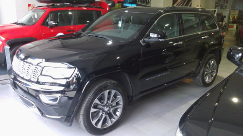 grand cherokee overland 3.6 l v6 at 8 0 km