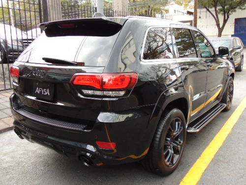 grand cherokee srt8 2014 blindada nivel 5+ blindaje blindado