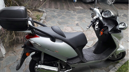 grand dink kymco scooter