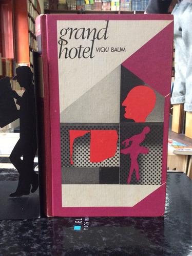 grand hotel, vicki baum