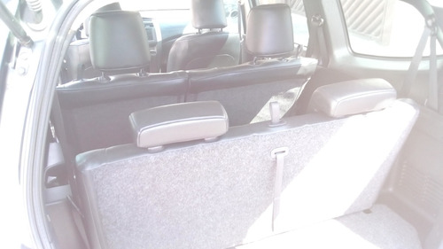 grand livina 1.8 sl flex aut. 5p - 7 lugares banco em couro