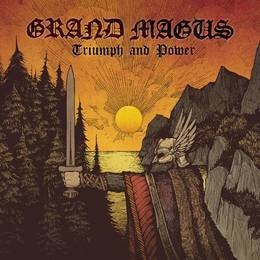 grand magus triumph and power cd nuevo