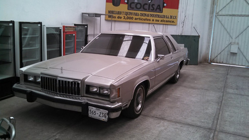 grand marquis 1983 ¡¡impecable!!