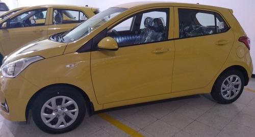 grand metro taxi i10 2018 0 kms con cupo