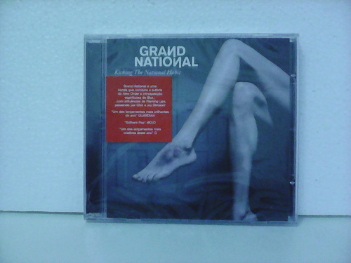 grand national - kicking the national habit - cd *