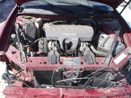 grand prix 05 motor 3.8 desarmo autopartes transmision