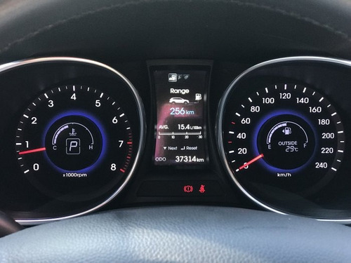 grand santa fé 3.3 mpfi v6 4wd gasolina 4p automático
