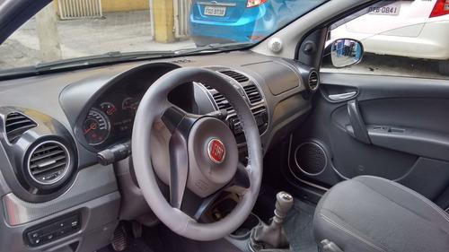 grand siena 1.4 flex 4p 2015 nuca foi taxi - ac. cartão/fin.