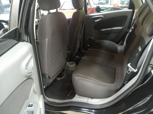 grand siena essence 1.6 flex completo+airbag+abs