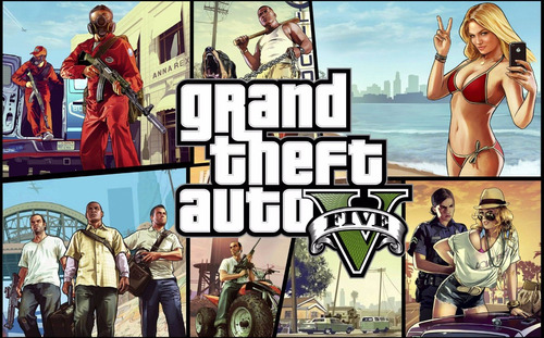 grand theft auto 5 (gta v) - rockstar key