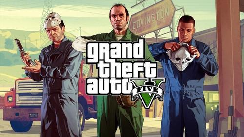 grand theft auto 5 - pc original