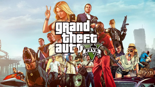 grand theft auto gta ps4