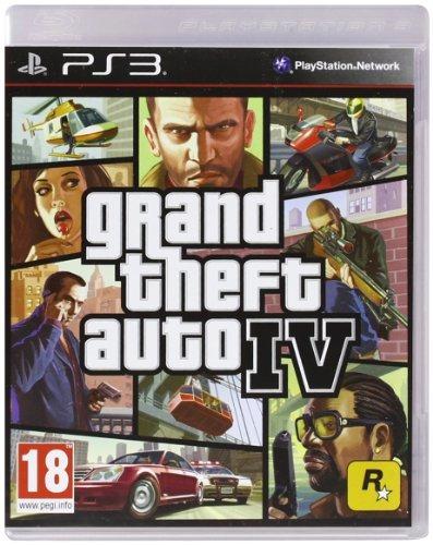 grand theft auto iv / ps3