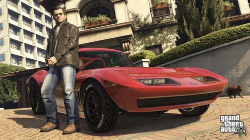 grand theft auto juego gta ps4
