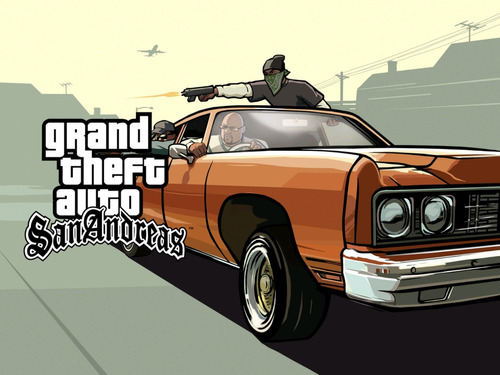 grand theft auto: san andreas - pc