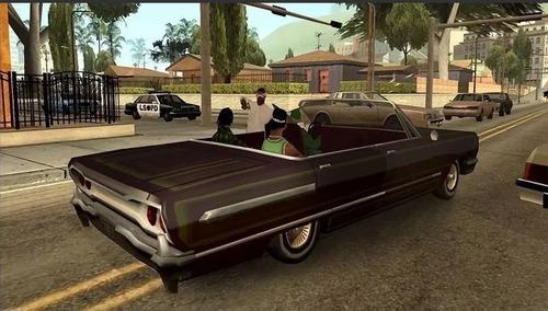 grand theft auto san andreas ps3 original- play perú